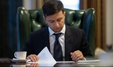 Зеленский подписал указ о назначении секретаря СНБО