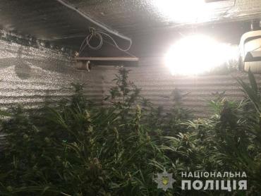Полиция Закарпатья обнаружила подпольную нарколабораторию
