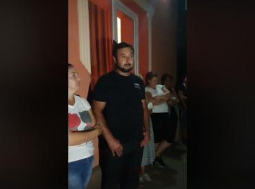 Мешканці міста Берегово прилюдно пожалілися Президенту на місцеве ромське населення