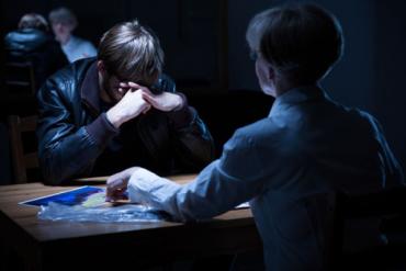 Прокуратура расследует допрос с пристрастием в отделении полиции в Ужгороде