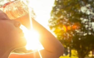 """Солнце в Закарпатье сегодня будет немножко """"жарить""""!"""