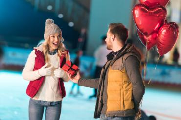 У День Святого Валентина на закоханих очікують одні сюрпризи!
