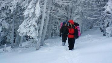 За последнюю неделю на Закарпатье потерялось шестеро туристов