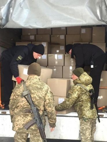 Пограничники остановили контрабанду в Польшу из 50 тысяч респираторных масок