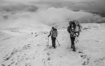 Названо імена туристів, що загинули від холоду у Карпатах