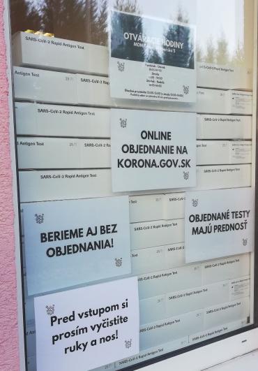 """У Словаччині """"екзотичною"""" мутацією коронавіруса інфіковані двоє заробітчан з України"""