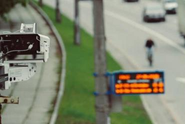 В Нацполиции назвали антирекорд скорости зафиксированный камерами МВД