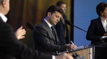Роспуск Рады, дата инаугурации, внешняя политика: Зеленский встречался с руководителями фракций