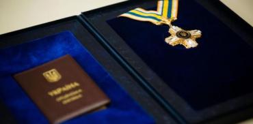 Президент нагородив шістьох жінок Закарпаття нагородами та почесними званнями