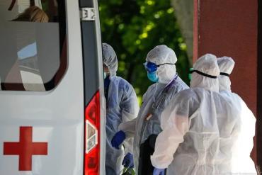 Коронавирус в Закарпатье: Больше 350 новых больных, несколько пациентов скончались