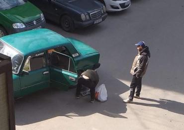 В Ужгороде наглые продавцы устроили хорошенький бизнес на бедных покупателях