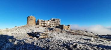 В Закарпатье ударил первый мороз