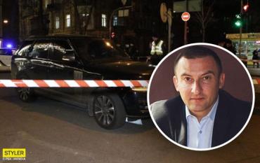 Трехлетнего сына известного нардепа, которого застрелил снайпер в Киеве, проводили в последний путь