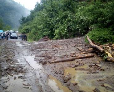 Закарпатье в ближайшие часы снова накроют дожди: Некоторые села уйдут под воду