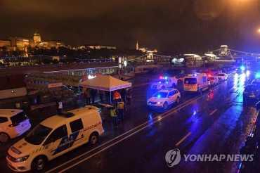 Полиция Венгрии задержала украинца, который управлял кораблем Viking на Дунае