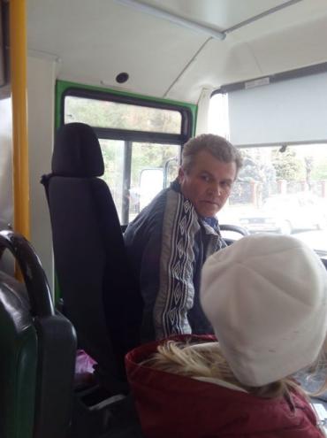 В Закарпатье водитель маршрутки стал настоящим героем