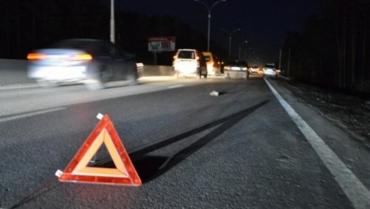 В Закарпатье ночью произошло фатальное ДТП