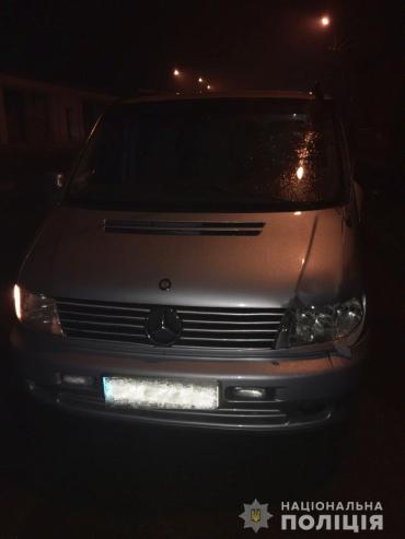 Роковое ДТП в Закарпатье: Водитель микроавтобуса сбил насмерть человека