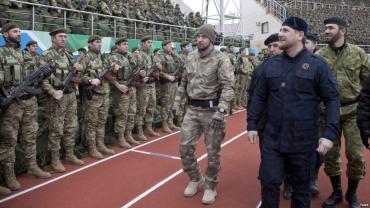 Нападениена Киев будетосуществлятьДикаядивизияКадырова!