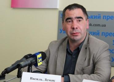 Василий Лемак из Закарпатья назначен судьей Конституционного Суда Украины
