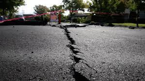 В 500 км от Закарпатья произошло мощное землетрясение