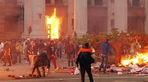 Парубий будет отвечать за гибель людей 2 мая 2014 в Одессе