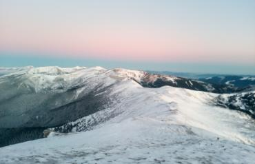Горы в Закарпатье сейчас крайне опасны