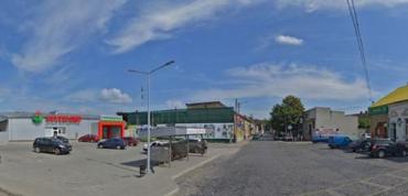 """В Мукачево возле """"зеленого"""" рынка сбили женщину"""