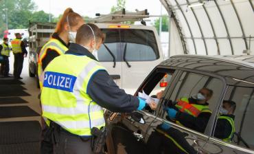 Рекордна статистика щодо кількості затриманих українців у Німеччині