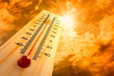 В Ужгороде температура воздуха бьет все рекорды