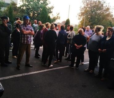 В Закарпатье десятки водителей не выдерживают обстановки на границе