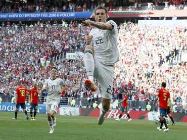 Испания повержена по пенальти: сборная России вышла в четвертьфинал ЧМ-2018
