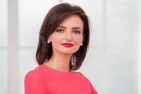 Спикер Министерства иностранных дел Украины Марьяна Беца