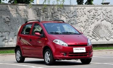 Китайская альтернатива дорогим авто: Chery KIMO