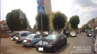В Мукачево водители получают штрафы от муниципалов за нарушения