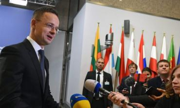 Minister of Foreign Affairs and Trade Péter Szijjártó