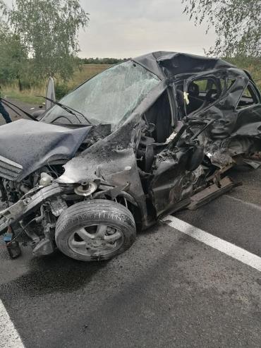 В Закарпатье ужасная авария на трассе забрала жизнь юноши
