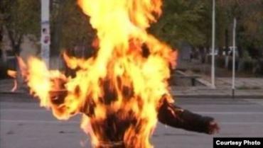 Самосожжение: В Закарпатье предотвратили попытку самоубийства женщины