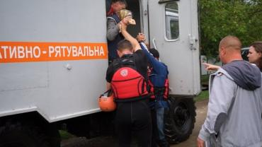 Наводнение в Закарпатье: Жители - будьте настороже, возможна эвакуация