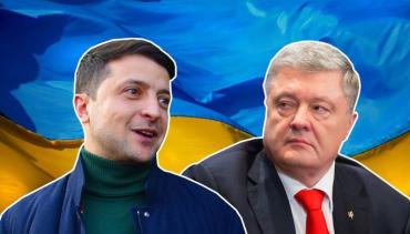 Первый и второй экзит-пол с выборов президента опубликовали украинские журналисты