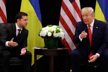 В США не утихают скандалы из-за Трампа и Украины