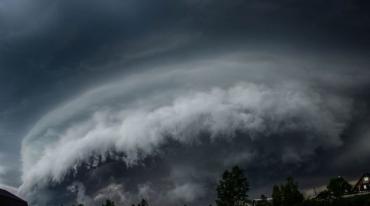 """""""Подарок от Румынии"""": Во всём Закарпатье ожидаются сильные дожди"""