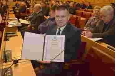 Укртрансбезпека Закарпаття отримала подяку від голови Уряду України
