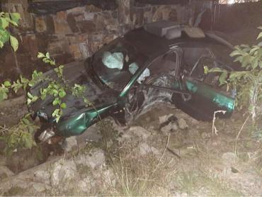 Водителя деблокировали из машины: Стали известны детали ночного ДТП в Закарпатье