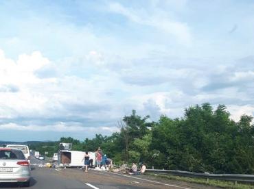 Официально про смертельное ДТП на трассе в Закарпатье — 1 жертва, 3 пострадавших