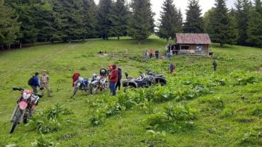 Пошел пятый день: Долину в Закарпатье прочесывают в надежде найти исчезнувшего местного жителя