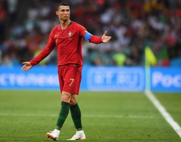 Роналду спас сборную Португалии от проигрыша Испании на ЧМ-2018