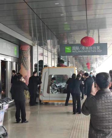 Заражение коронавирусом в Китае: в сети появились новые жуткие кадры