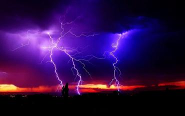 В Закарпатье второй день под ряд объявляют штормовое предупреждение