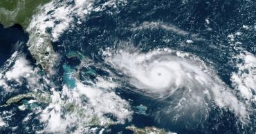 В Закарпатье ожидают неистовый ураганный ветер скоростью 51 км/час
